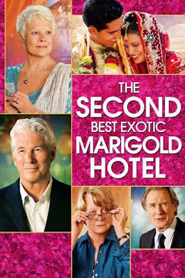 The Second Best Exotic Marigold Hotel (2015) BluRay 720p HD Watch Online, Download Full Movie For Free