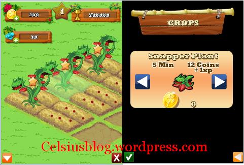 [SP hack+vh]Zombie Farmer hack full cho ae phá đảo. Game trồng zombie by Mr.Sim