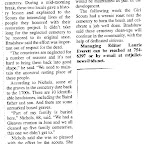 Newspaper article continued.