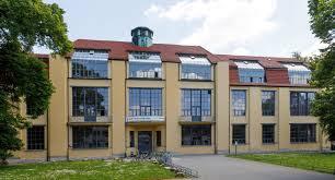 Weimar Germany Bauhaus Arts University