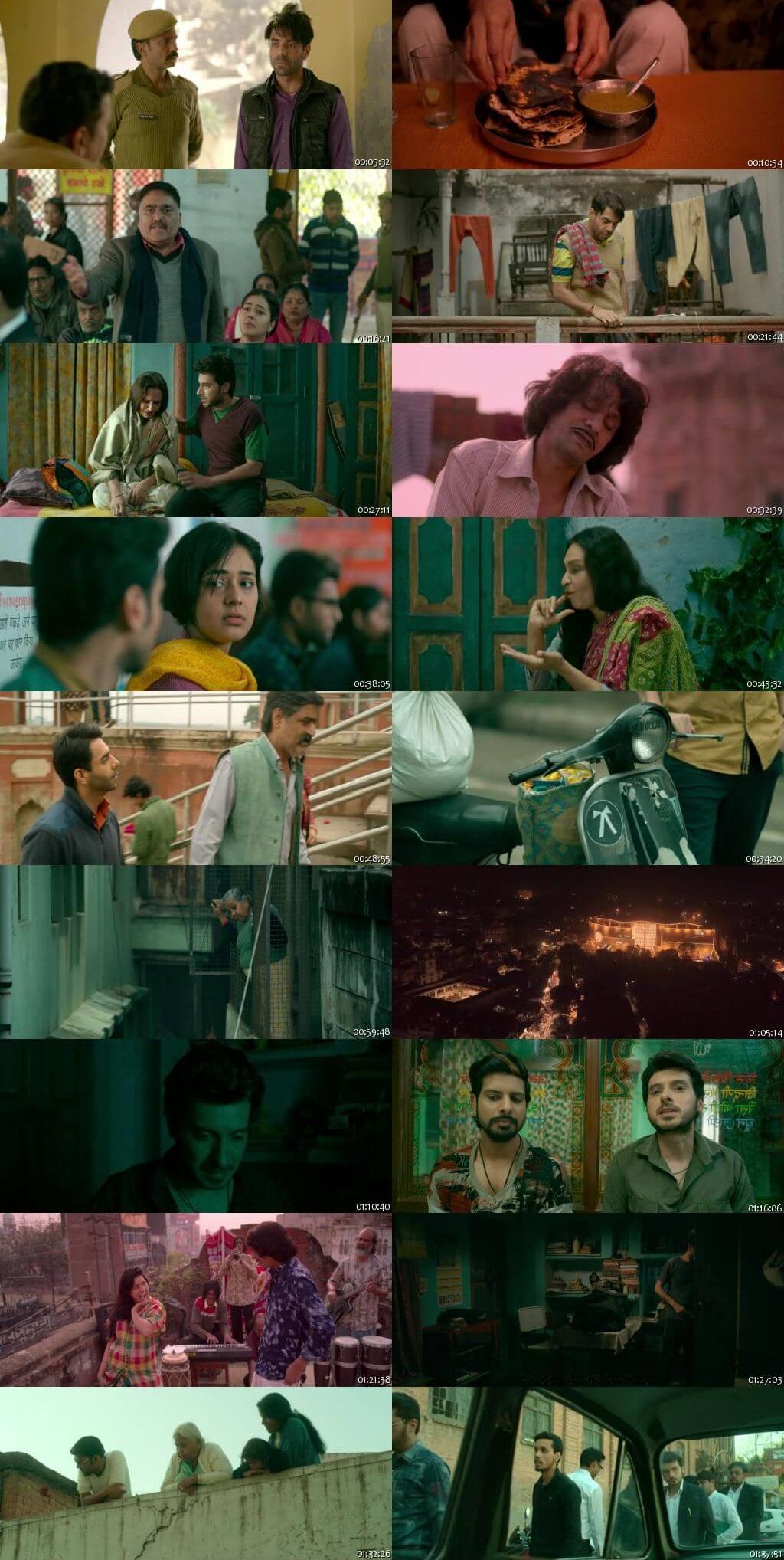 Screen Shot Of Kanpuriye  2019 Full Movie Free Download HD 720P Watch Online