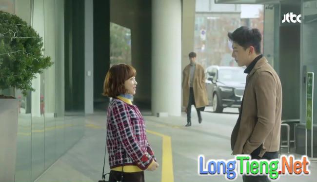 """Do Bong Soon: Thấy Ji Soo chở """"crush"""" đi làm, Park Hyung Sik ghen nổ đom đóm mắt - Ảnh 4."""