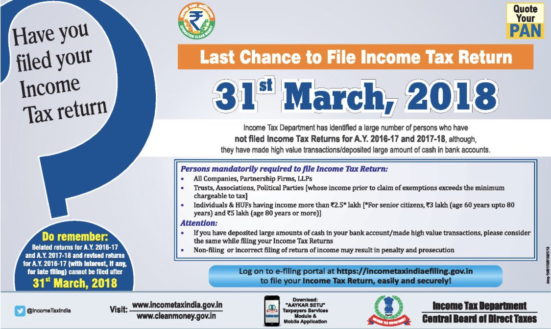 how to file my income tax return