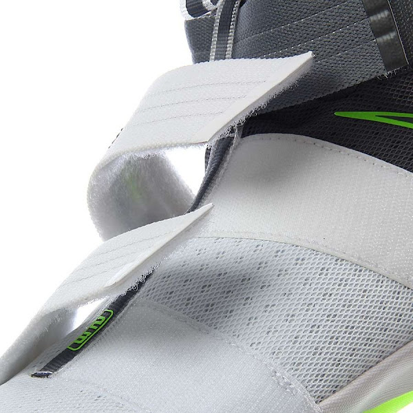 Get Personal With the Nike LeBron Soldier 10 Dunkman
