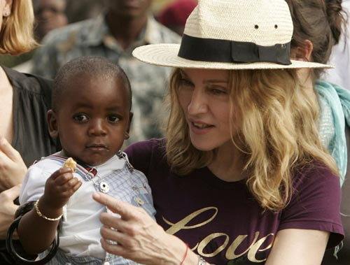 daily BEST:Madonna Loses Adoption Bid(2):celebrities