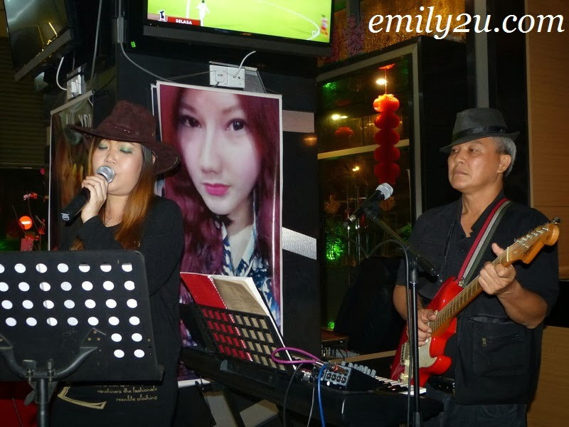 Live Band Performance @ After 5 Bar Lounge, Symphony Suites Hotel