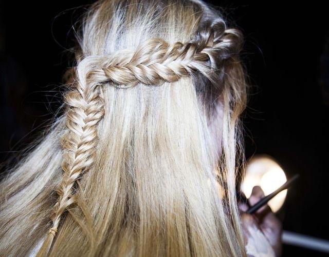 #rachelzoe #tresemme #nyfw #updo #hair #penteado #cabelo