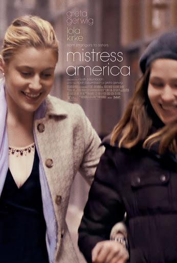 Mistress America - Phụ nữ kiểu mỹ