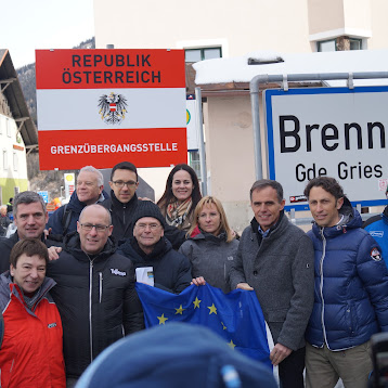 Demonstration Brennergrenze 20.02.2016