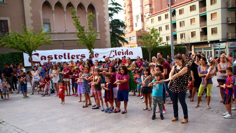 Festa infantil i taller balls tradicionals a Sant Llorenç  20-09-14 - IMG_4207.jpg