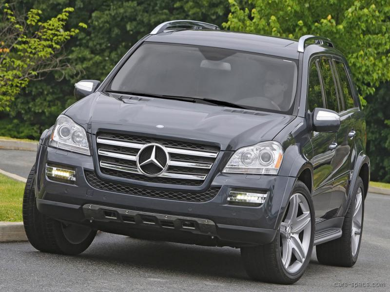 2009 mercedes benz gl class suv specifications pictures for Mercedes benz suv 2009 price