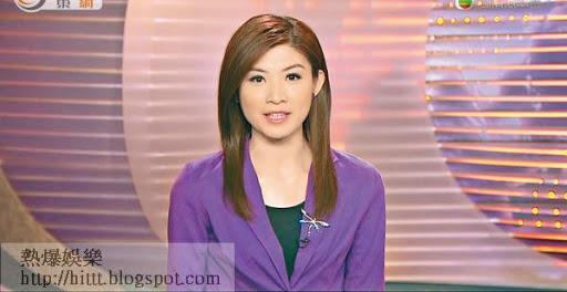 無綫新聞小花張文采是網民女神,粉絲不值羅鈞滿所為而紛紛鬧爆。(資料圖片)