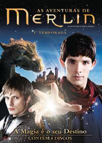 Baixar As Aventuras de Merlin 1ª Temporada Dublado