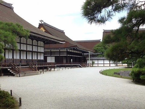 Visiting the Kyoto Imperial Palace