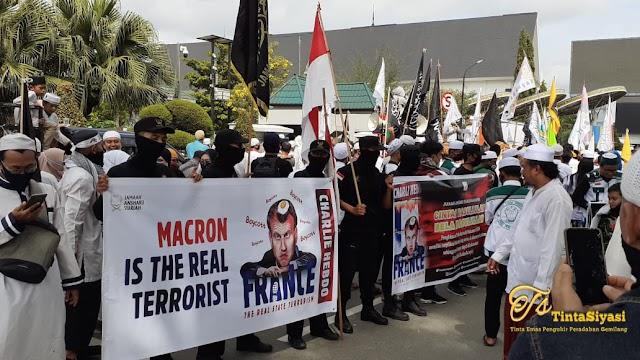 Aliansi Nasional Anti Komunis Anak NKRI: Tuntut Pemerintah Indonesia Memutus Hubungan Diplomatik dengan Prancis