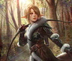 arquera elfa como describir batallas escribir una novela armando guerra