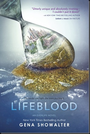 Lifeblood  (Everlife #2)