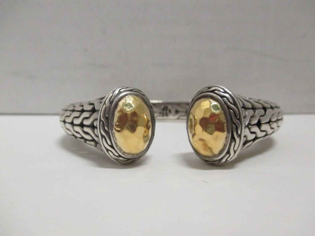 22k and Sterling Cuff