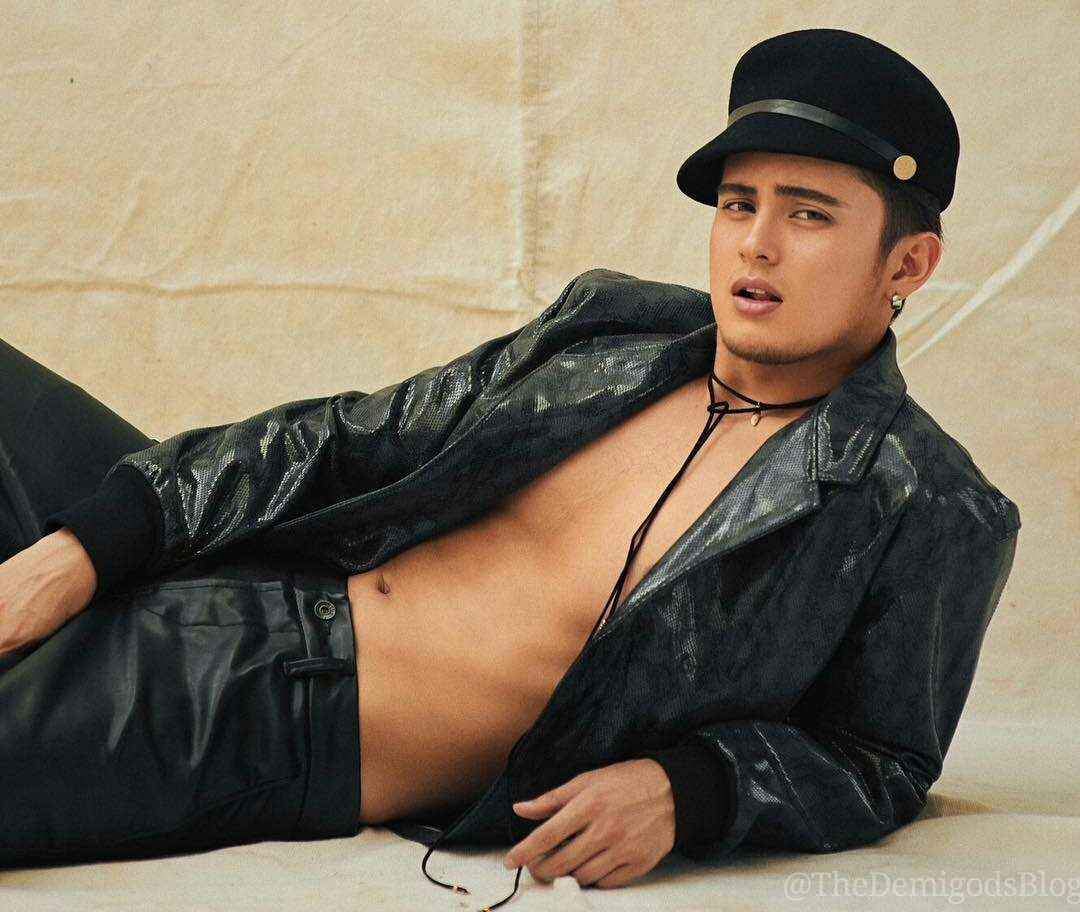 Demigods: james reid garage magazine february 2017 editorial
