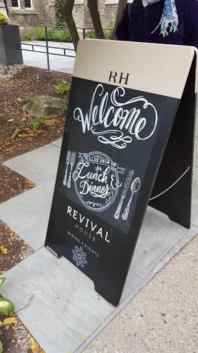 Revival House, a stop on Stratford's Pumpkin Trail