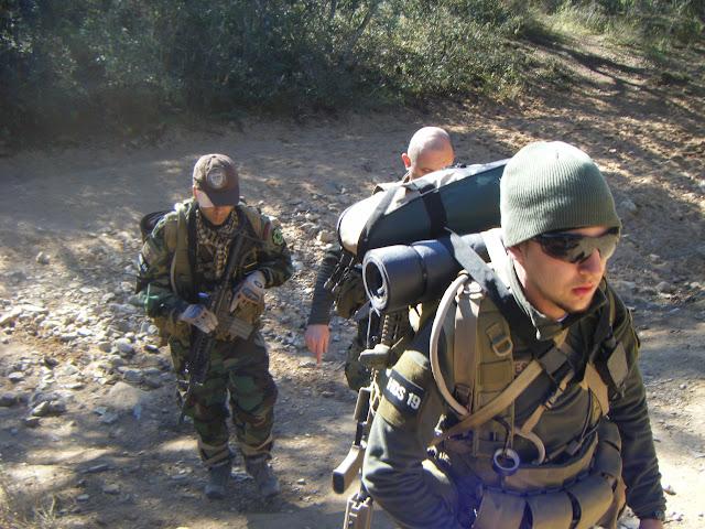 HDS en la Combat training DARK COMPROMISES DSCF7714
