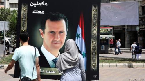 Assad Terpilih Jadi Presiden 4 Periode, Rakyat Suriah Gembira