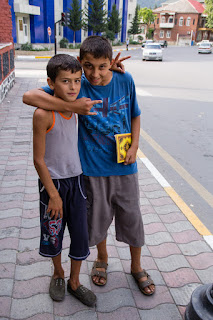 Zagatala: Tak tohle je Ázerbájdžán (1. část) Ázerbájdžán Kavkaz