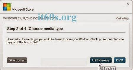 Cách tạo đĩa cài đặt windows 8 bằng USB 2