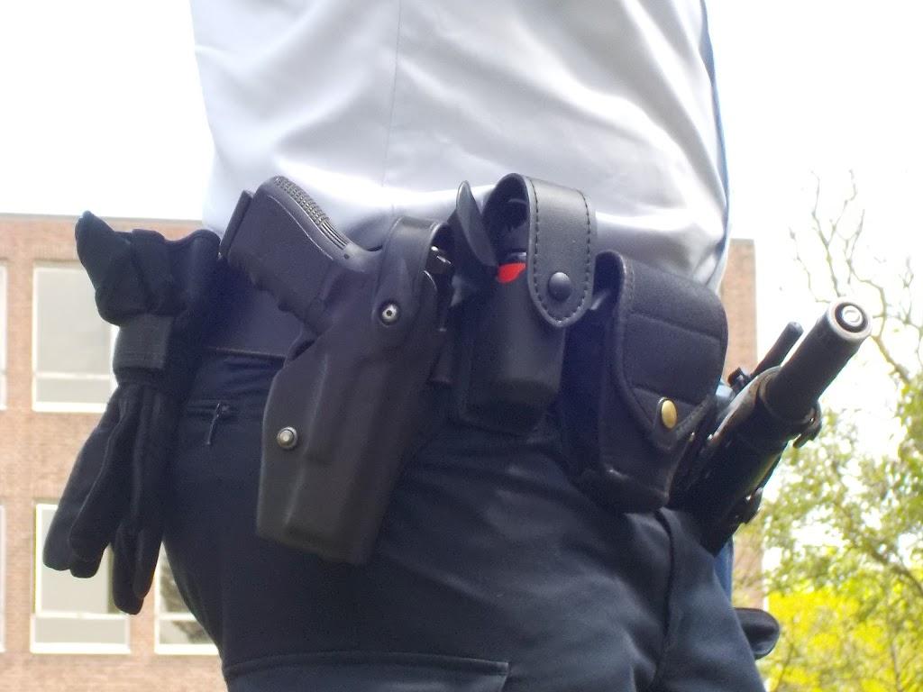 De Knetters op bezoek bij de politie - DSCN0315.JPG