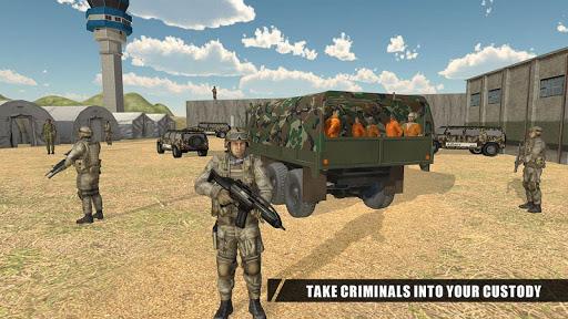 Army Criminals Transport Ship apkdebit screenshots 13