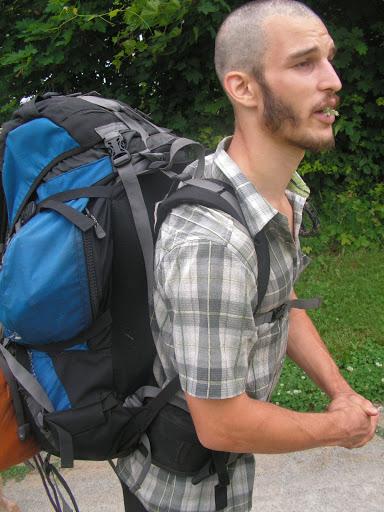 Tenderfoot wanderng Amerca