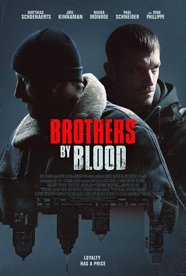 Brothers By Blood - Full Movie (2021).