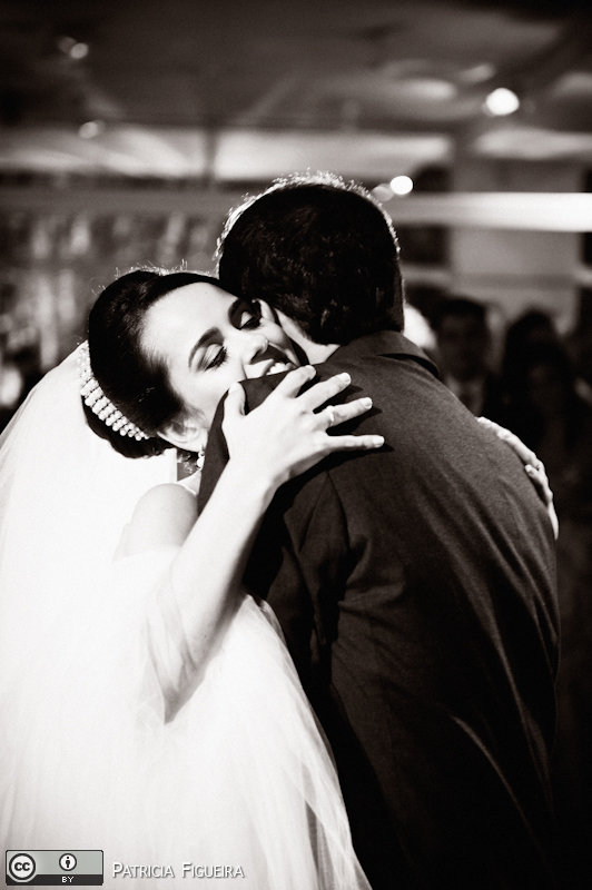 Foto de casamento 1680pb de Nathalia e Fernando. Marcações: 04/12/2010, Casamento Nathalia e Fernando, Niteroi.