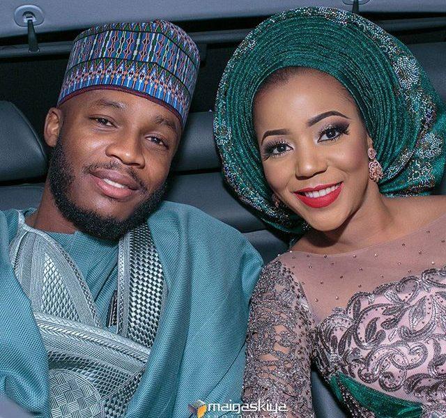 Amazing Photos From Emir Of Kano's Daughter, Siddika's Wedding