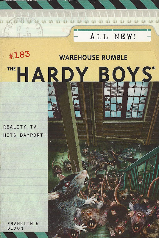 Warehouse Rumble cover