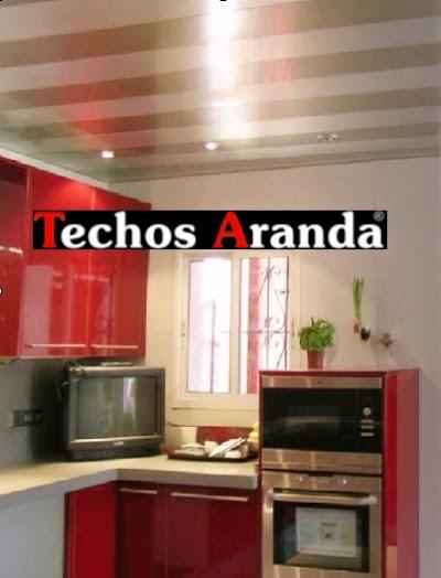 Presupuesto economico techos cocinas Madrid