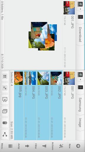 Solid Explorer Classic screenshot 3