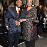 OIC - ENTSIMAGES.COM - JB Gill and Cynthia Gill at the The Asian Awards in London 7th April  2016 Photo Mobis Photos/OIC 0203 174 1069