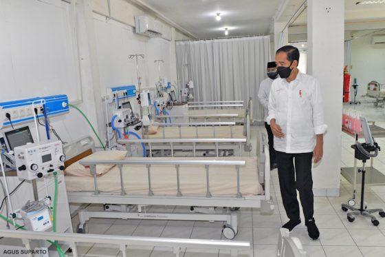 KSP Tegaskan Jokowi Pimpin Pemulihan Pandemi Covid-19 Selama 24 Jam