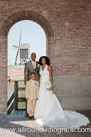 Bruidsreportage (Trouwfotograaf) - Foto van bruidspaar - 246