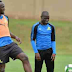 Usain Bolt trains with South African footballclub, Mamelodi Sundowns