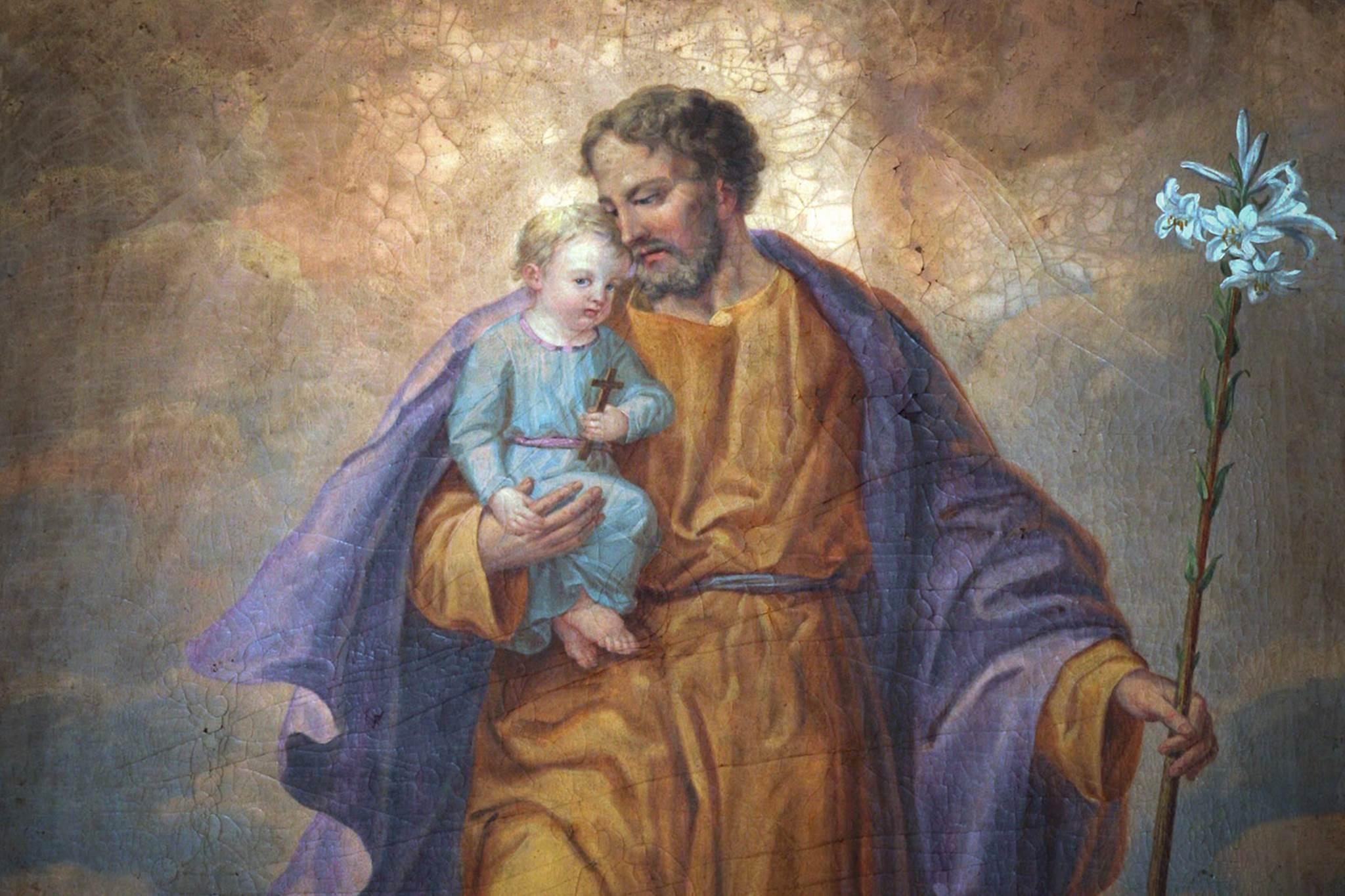 Đặt tên cho con trẻ (19.3.2021 – Thứ Sáu - Thánh Giuse, bạn trăm năm Đức Maria)