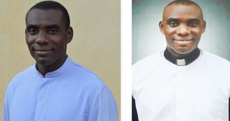 Rev. Father Mathew Orie Beaten, Hospitalised Over N500 In Ebonyi State. Photos