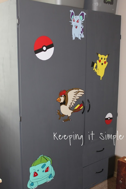 DIY-Pokemon-Decals-For-Boys-Bedroom-Wardrobe  (4)2