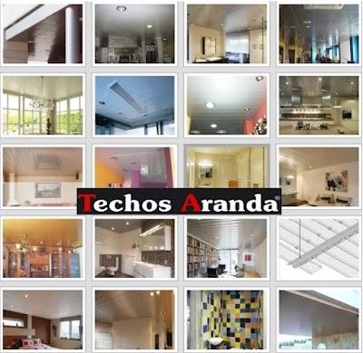 Falsos techos Madrid
