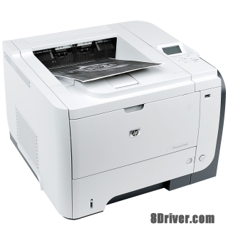 Download HP LaserJet Enterprise P3015d Printer drivers & install