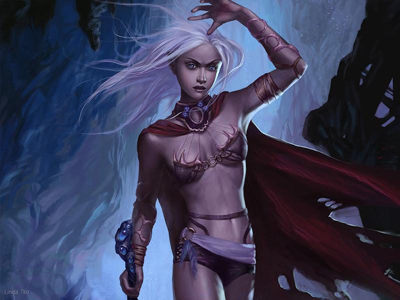 Silent Charmer, Fantasy Girls 2