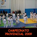 CAMPEONATO PROVINCIAL 2009