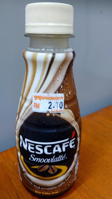 Nescafe Smoovlatte