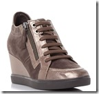 Geox Wedge Trainers
